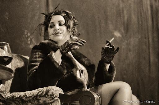 Cabaret Antikrisen @ DibujoMadrid