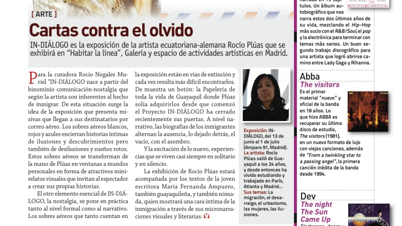 Revista Vistazo /Ecuador