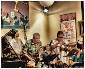 Paquito D´Rivera @ Café Central