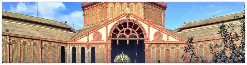 Mercat de Sant Antoni –Barcelona