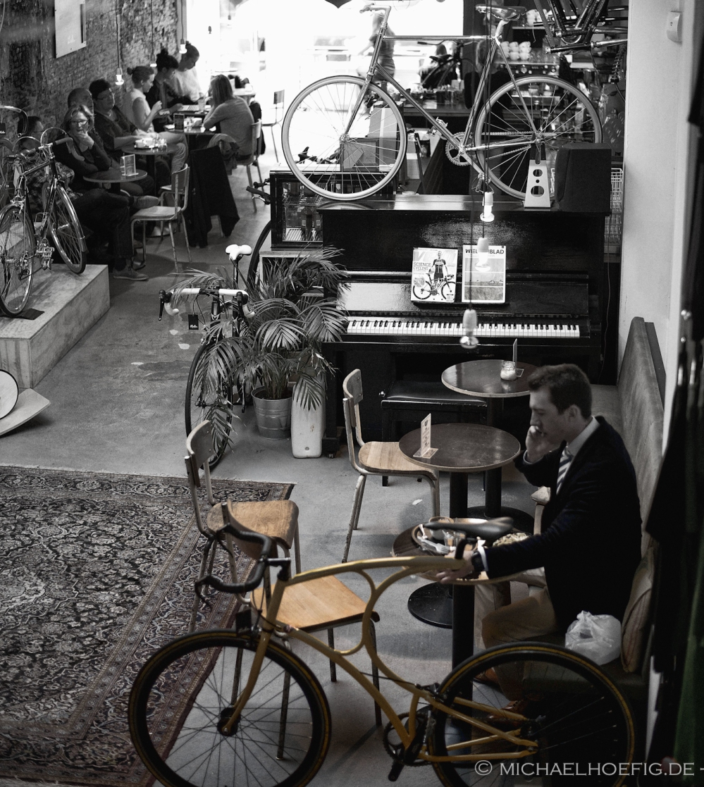 bici café